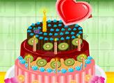 Игра Торт на День Рождения