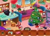 Игра Рождественская комната Эммы