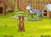 Игра Уход за собаками