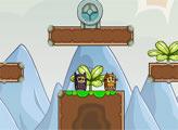 Игра Ниндзя и Остров Черепа 2