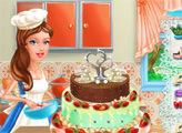 Игра Свадебный торт от Эллы
