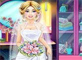 Игра Барби: Подготовка к свадьбе