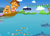 Игра Dogs Gone Fishing