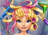 Игра Долина Фей: Прическа Динь-Динь
