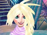 Игра Новая прическа для Эльзы