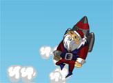 Игра Ракета Санты 2