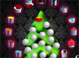Игра Фабрика шаров: Рождество