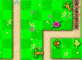 Игра Растения против насекомых