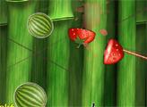 Игра Сумашедшая резка фруктов