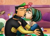 Игра Всеобщая драма: Страстный поцелуй