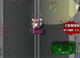 Игра Зомби на ночной трассе 2