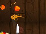 Игра Фруктовый ниндзя: война на кухне