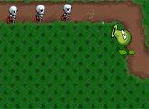 Игра Растения против Монстров