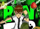 Игра Бен 10: Резка фруктов
