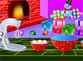 Игра Готовим Рождественское Печенье