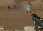 Игра Оборона в Пустыне