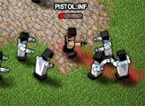 Игра Квадратная голова: Война с зомби