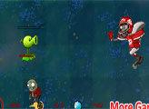 Игра Зомби против растений: битва