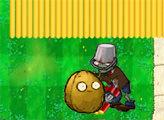 Игра Зомби против растений: бомба