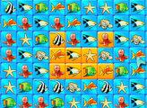 Игра Блоки - Морской мир