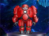 Игра Супер Робот Города Героев