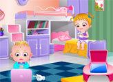 Игра Малышка Хейзел: День братьев