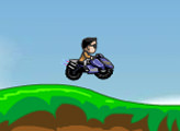 Игра Гангам Стайл: Мотокросс