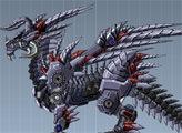 Игра Робот - Скелет Дракона