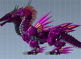Игра Робот - Двухголовый Дракон