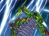 Игра Робот Динозавр - Быстрый Птерозавр