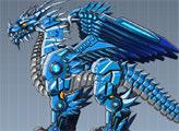 Игра Робот - Ледяной дракон