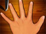Игра Нож и пальцы