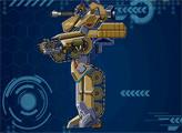 Игра Робот - Танк