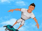 Игра Полеты над водой