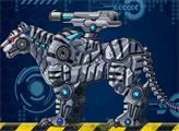 Игра Робот Белый тигр