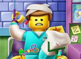 Игра Лего в больнице