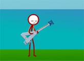 Игра Супер гитарный маньяк: Делюкс 4