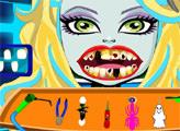 Игра Лагуна Блю у зубного