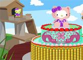 Игра Торт от Хелло Китти