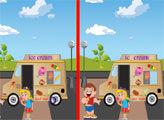 Игра Фургон Мороженое - Отличия