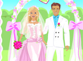 Игра Свадьба Барби и Кена