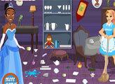 Игра Комната Принцессы и лягушки