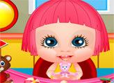Игра Парикмахерская и Спа для малышей