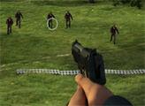 Игра Наступление зомби 2
