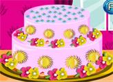 Игра Летний торт Барби