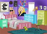 Игра Спальня Фаната Леди Гаги