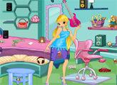 Игра Уборка комнаты Стеллы