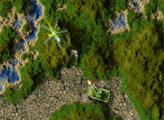 Игра Военный вертолет