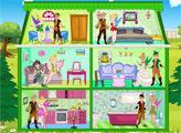 Игра Свадебный домик Феи Динь-Динь
