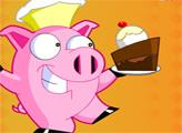 Игра Торт мороженое брауни